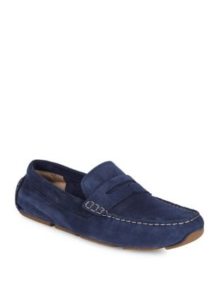 Classic Leather Penny Loafers 500087816498