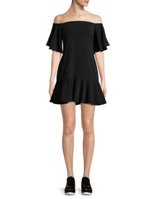 Ruffled Mini Dress by Wayf
