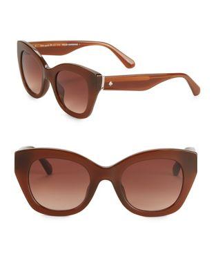 Image of 49MM Cat Eye Sunglasses