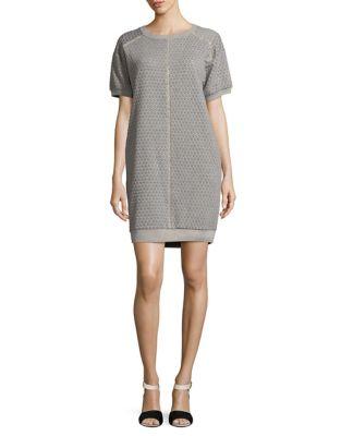 Dotted Sweater Dress by Gabby Skye