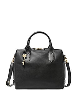 d16648f8b QUICK VIEW. Fossil. Fiona Leather Satchel