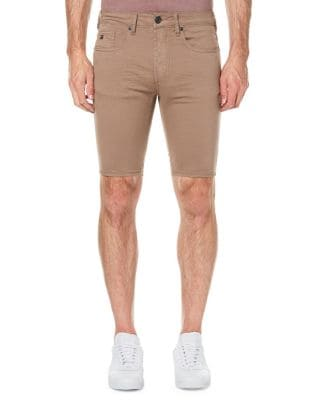 Parker Khaki Shorts @...