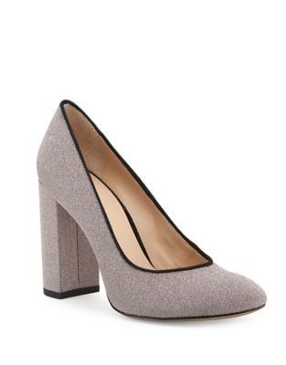 Valentina Leather Pumps by Botkier New York
