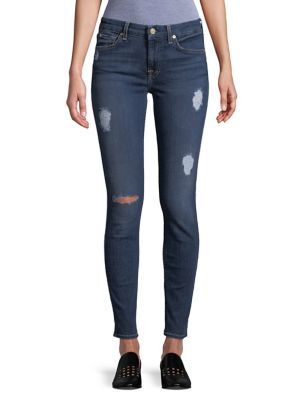 Distressed Skinny Jeans 500087841496