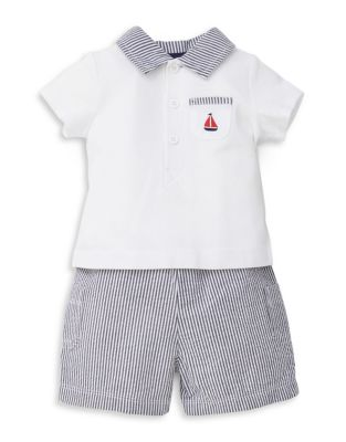 Baby Boy's Sailboat Two-Piece...