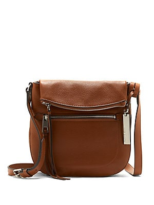 3495365b594c Vince Camuto - Tala Small Leather Crossbody Bag - lordandtaylor.com
