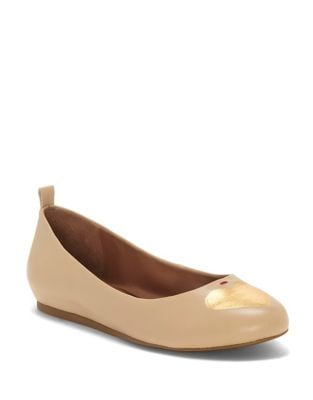 Lyssa Leather Ballet...