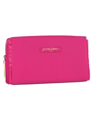 Image of Lancome Pink Cosmetics Pouch