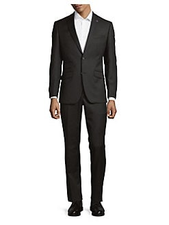 29160dbdf QUICK VIEW. Ted Baker London. Wool Suit