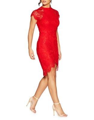 Lace Bodycon Dress by Eliza J