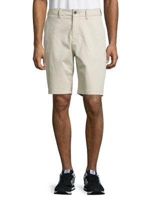 Classic Twill Shorts...