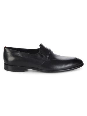 Leather Dress Loafers...