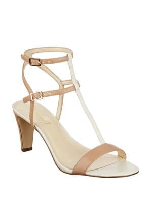 Dacey T-Strap Sandals by Nine West