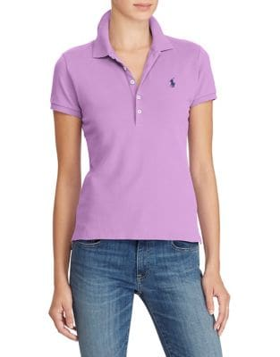 Polo Ralph Lauren SLIM-FIT STRETCH MESH POLO