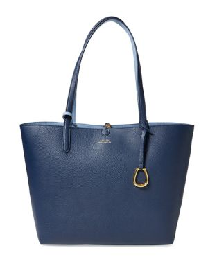Medium Reversible Faux Leather Tote 500087932631