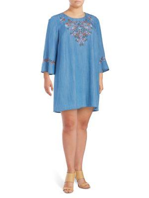 Plus Day Dress 500087933847