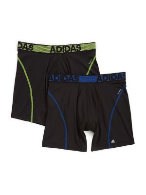 Two Pack Logo Band Boxer...