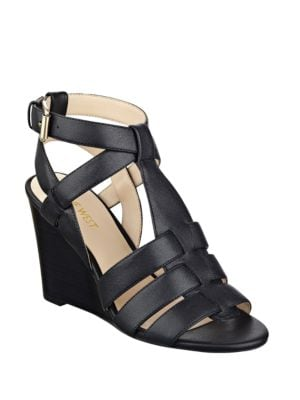 Farfalla Strappy Wedge by Nine West