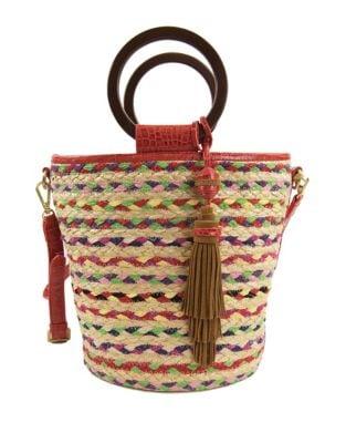 Gracelyn Bucket Bag @...
