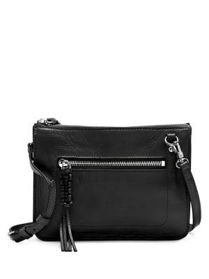 Aylif Leather Crossbody Bag 500087942057