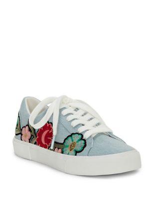 Dessa Denim Low-Top Sneakers 500087958572