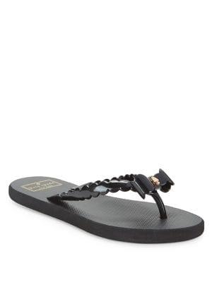 Denise Rubber Flip Flops...