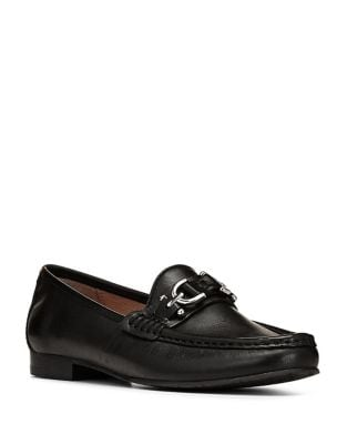 Suzy Leather Loafers...