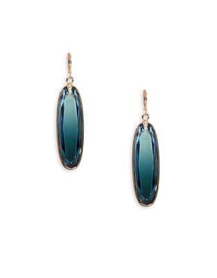 Bioluminescence Fashion Crystal Satement Earrings
