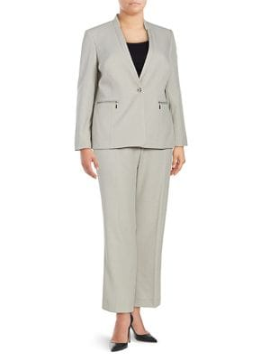 Jacket and Pant Suit...