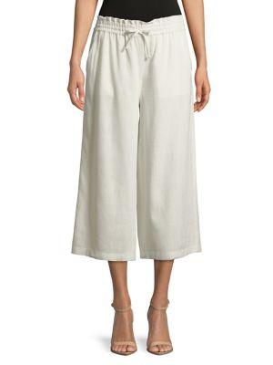 Cropped Wide-Leg Pants 500087974532