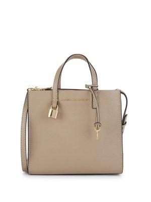 Mini Grind Leather Satchel 500087988567