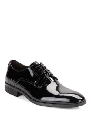Columbus Leather Oxfords...