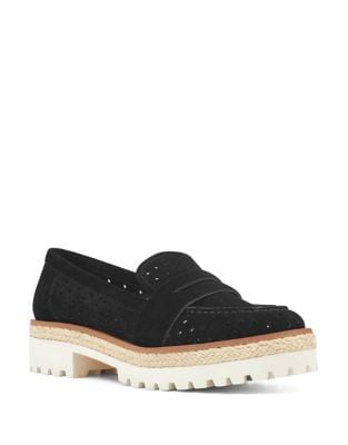 Gradskool Perforated Loafers 500087997585