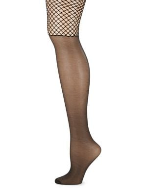 Thigh Net Tights @...