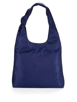 Classic Bow Hobo Bag...