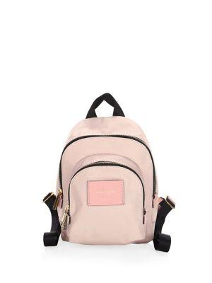 Mini Double Backpack...