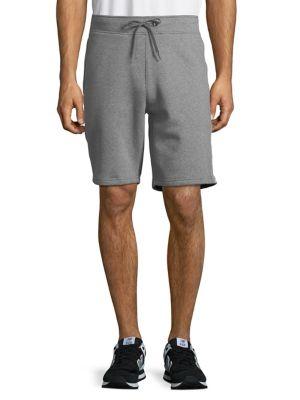 Logo Drawstring Shorts...