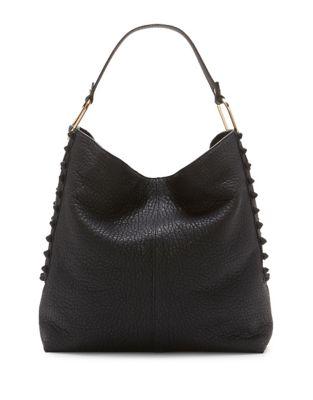 Axmin Leather Hobo Bag...