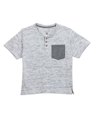 Boy's Matias Cotton Tee...