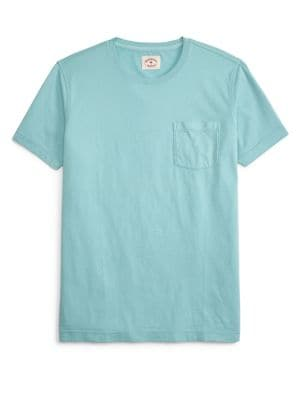 Garment Dyed Cotton Tee...