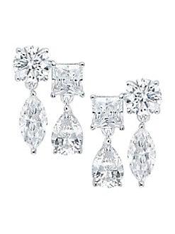 16700a0c0 Crislu | Jewelry & Accessories - Jewelry - Earrings - lordandtaylor.com