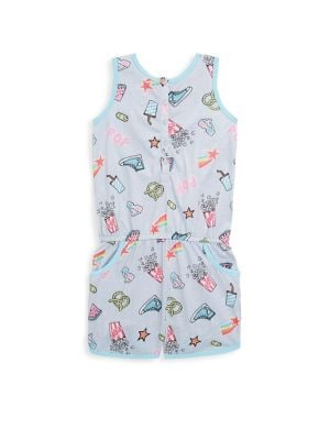 Girls' Pop Star Romper...
