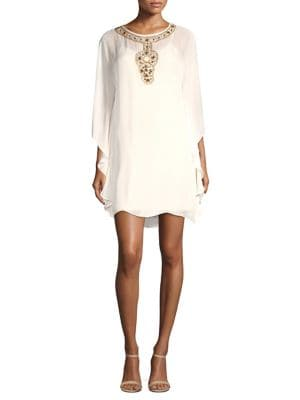 Trina Turk  SUPERBLOOM ANISSA TUNIC DRESS