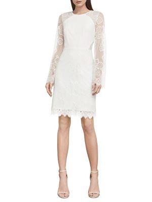 Ambrose Lace Sheath Dress