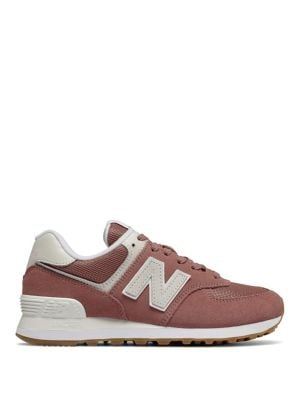 574 Suede and Mesh Running...