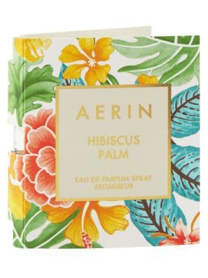 Image of Aerin Hibiscus Palm Vial