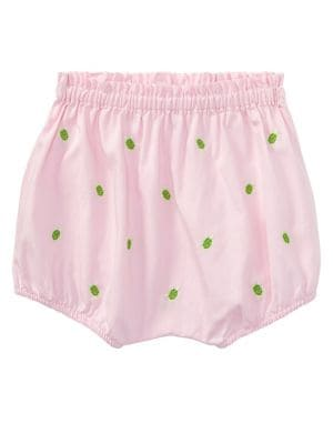 Baby Girl's Turtle Cotton...