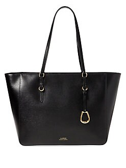 9a9b07c82a7c QUICK VIEW. Lauren Ralph Lauren. Saffiano Leather Tote