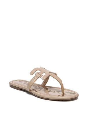 Carter Patent Leather Sandals