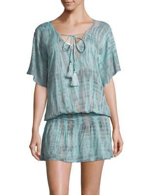Tiare Hawaii JIMBARAN SHORT DRESS